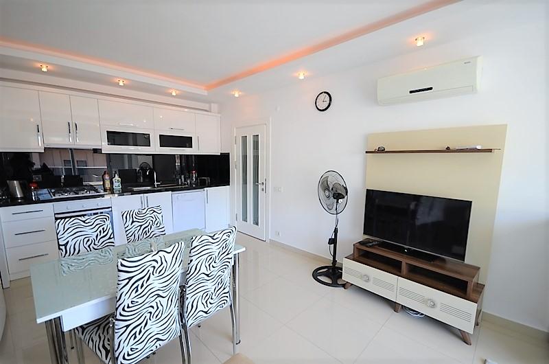 Двухкомнатная квартира с мебелью в 250 метрах от пляжа Клеопатры - Фото 5