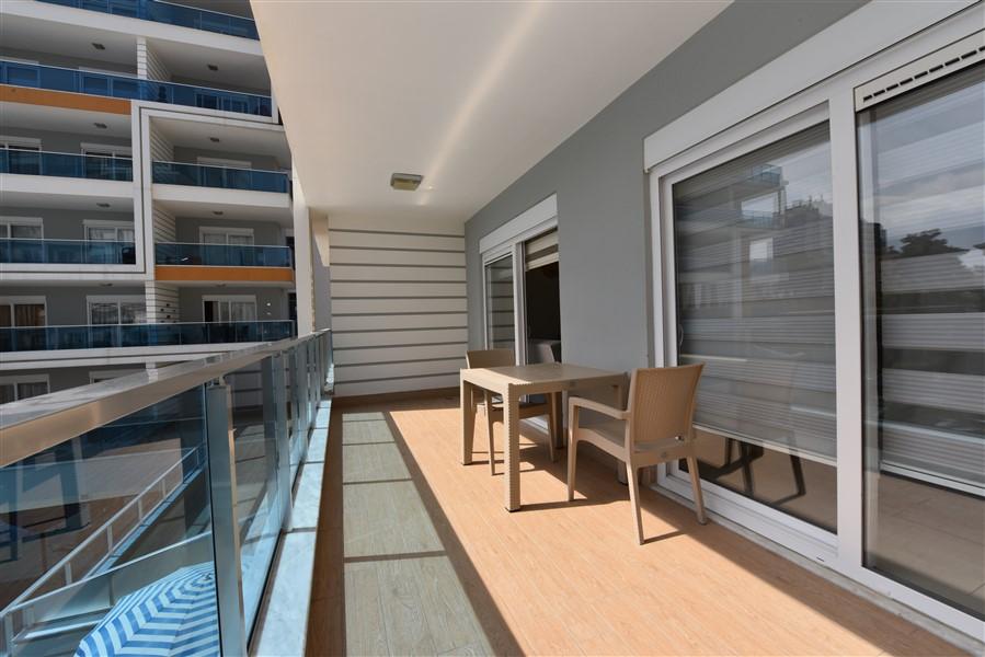 Двухкомнатная квартира с мебелью в Тосмуре - Фото 24