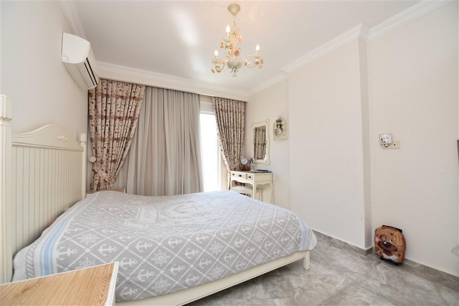 Просторный двухуровневый пентхаус 4+1 с мебелью в районе Джикджилли - Фото 23