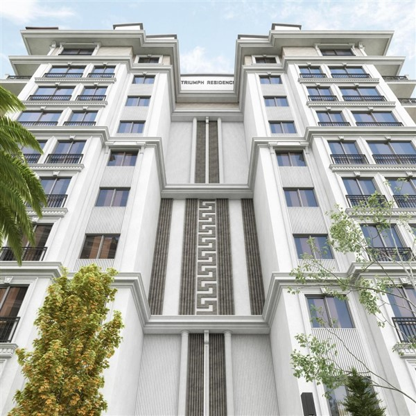 Новые квартиры в центре Аланьи по ценам застройщика - Фото 11