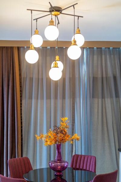Уютная меблированная квартира 1+1 в роскошном жилом комплексе с инфраструктурой - Фото 41