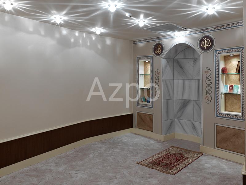 Малоэтажный проект на холме в районе Ускюдар - Фото 17