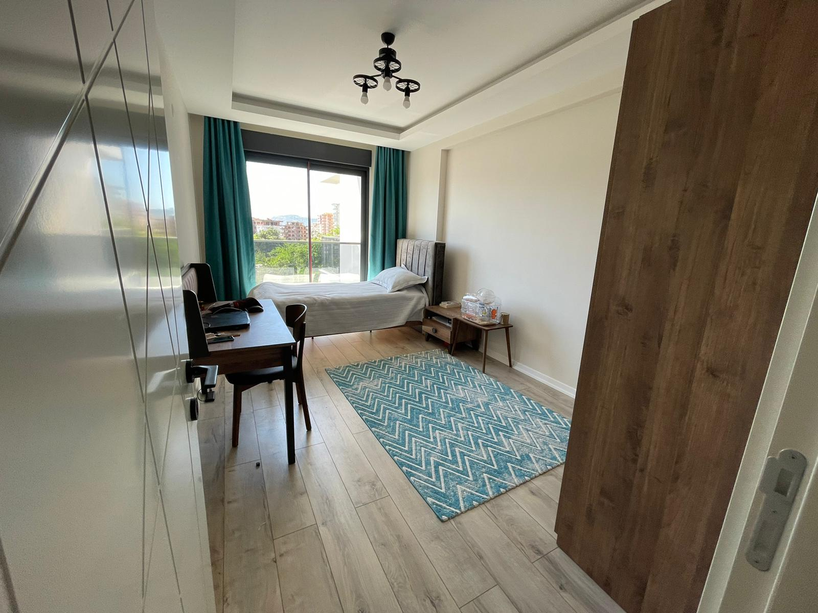 Трёхкомнатная квартира в районе Тосмур - Фото 20