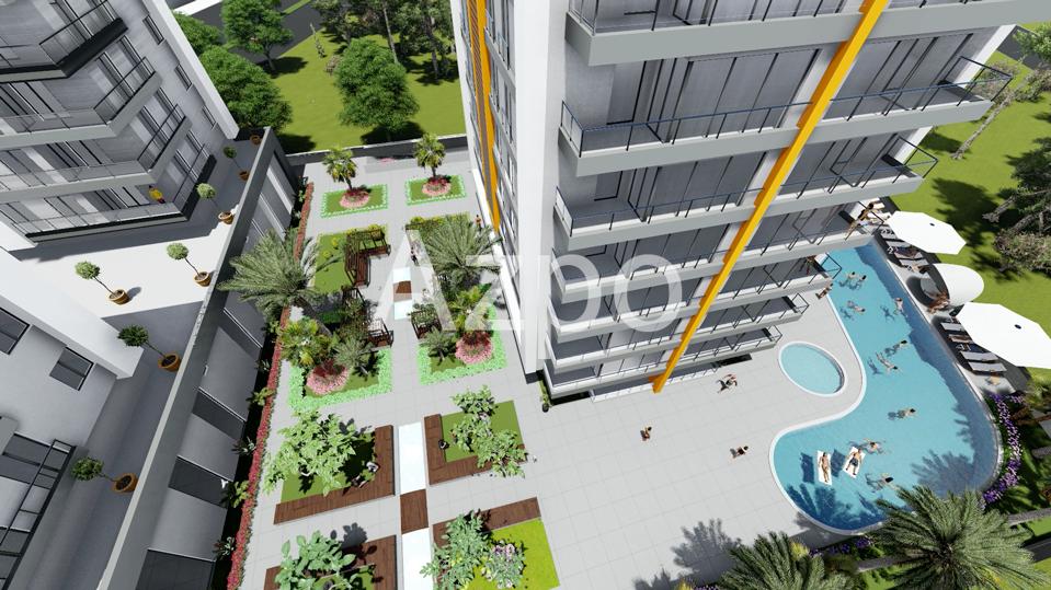 Новый проект элитного жилья в Коньяалты - Фото 3