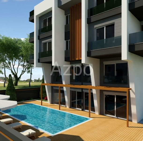 Новый комплекс в районе Коньяалты - Фото 5