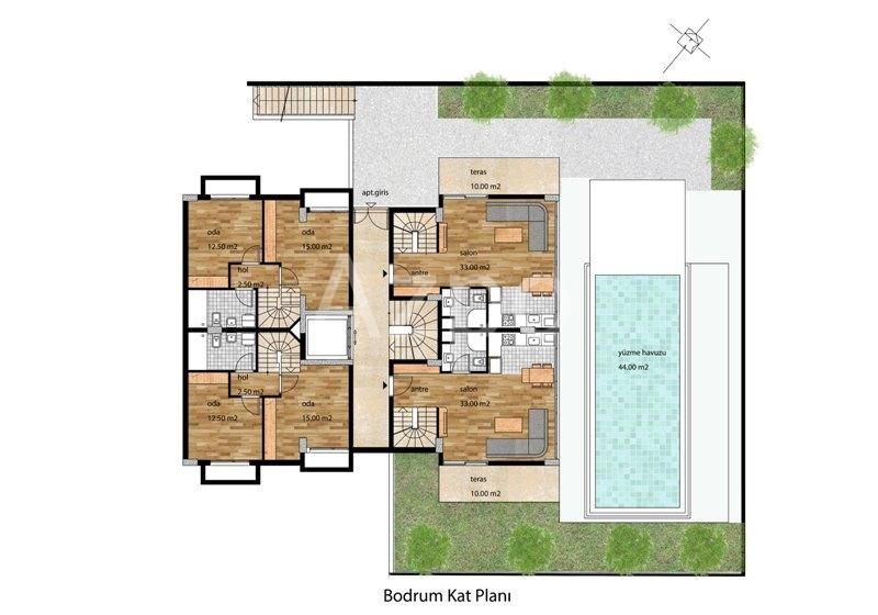 Новый комплекс в районе Коньяалты - Фото 6