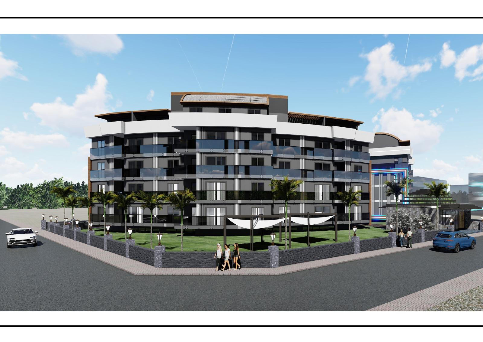 Квартиры в элитном комплексе район Оба (инвестиционный проект) - Фото 6