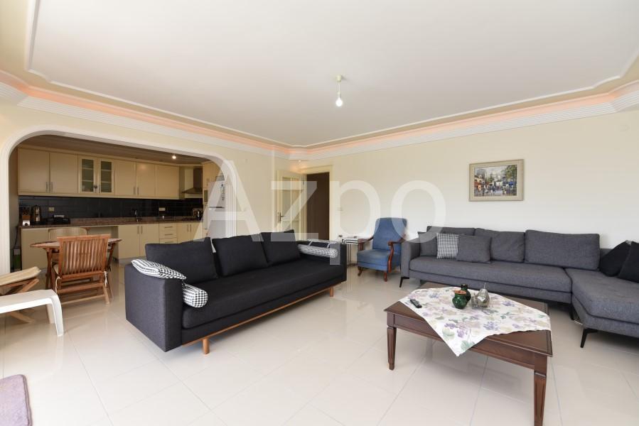 Большая меблированная квартира 2+1 в Махмутларе - Фото 17