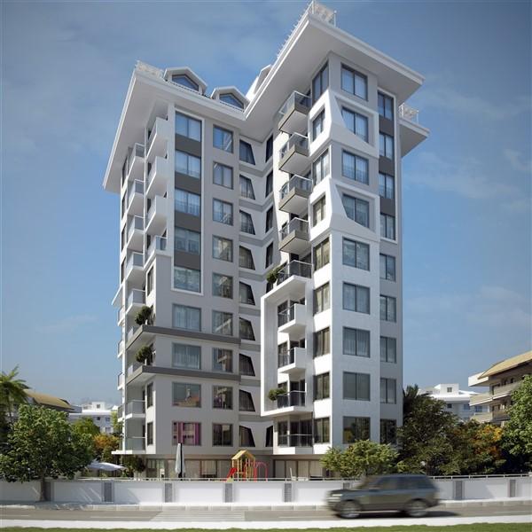 Новые квартиры в центре города Алания - Фото 4