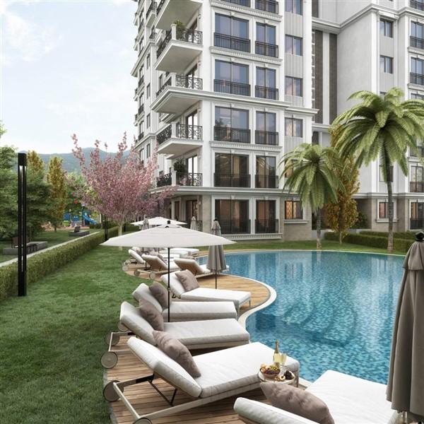 Новые квартиры в центре Аланьи по ценам застройщика - Фото 14