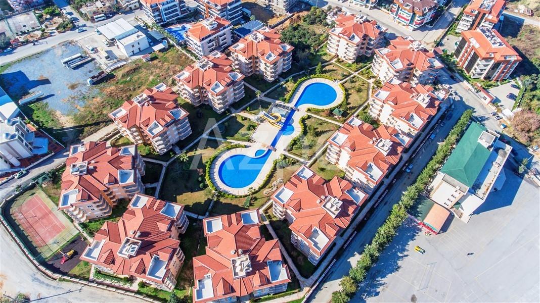 Комфортабельный  жилом комплексе в центре города Аланья - Фото 2