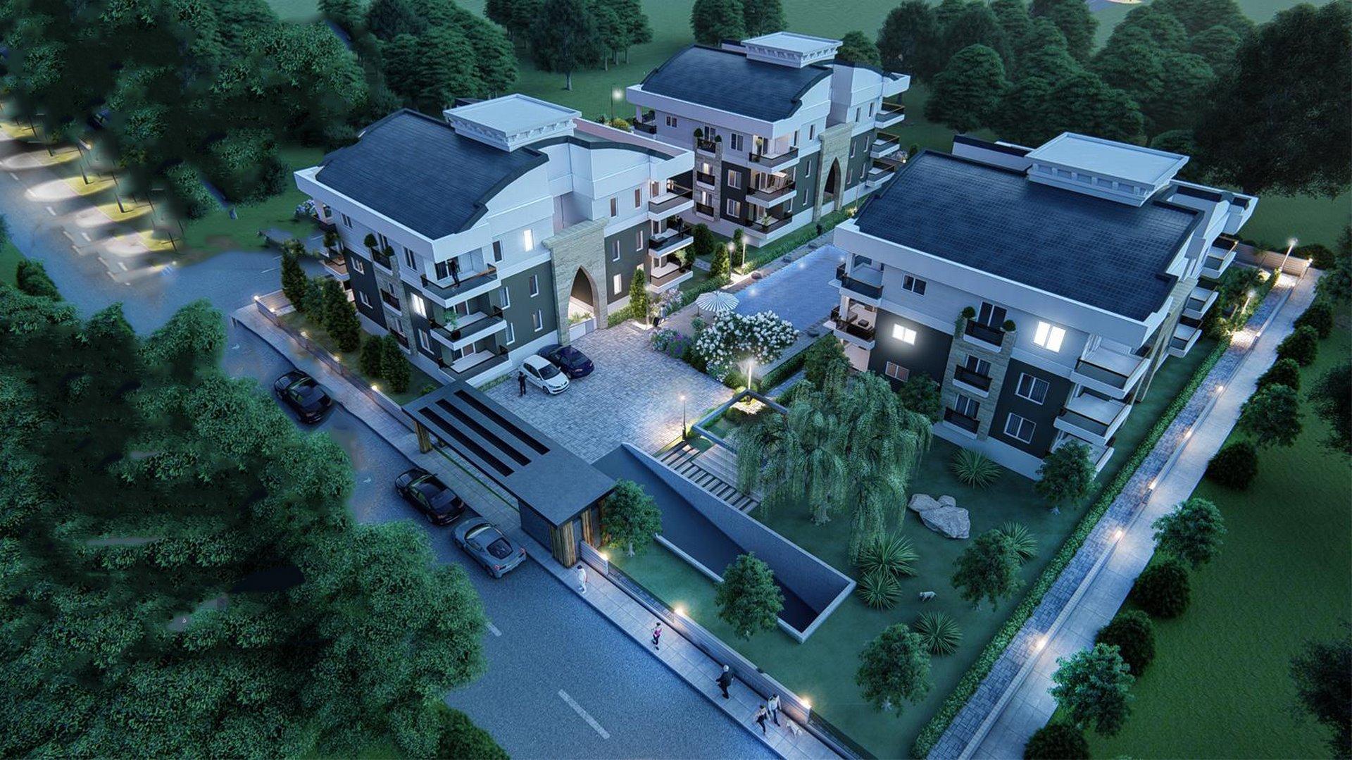 Продаются квартиры в жилом комплексе 3+1 - Фото 1