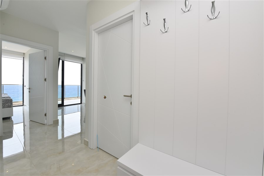 Меблированная квартира 2+1 с видом на Средиземное море - Фото 7
