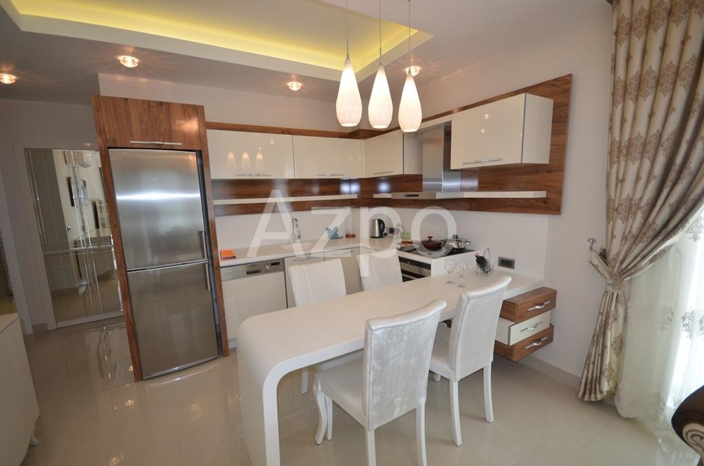 Роскошная квартира 2+1 в Махмутларе - Фото 19