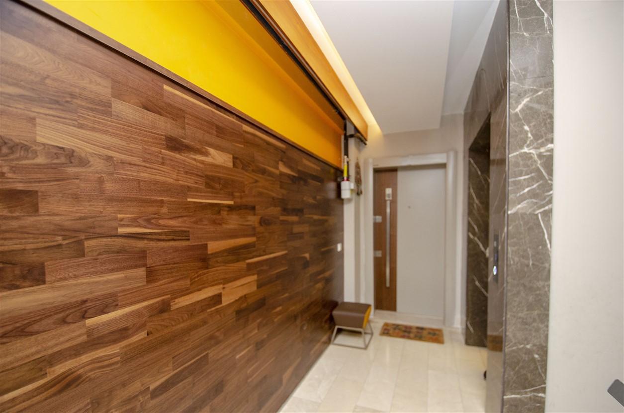 Квартира 4+1 с дизайнерским ремонтом в Унжалы - Фото 9