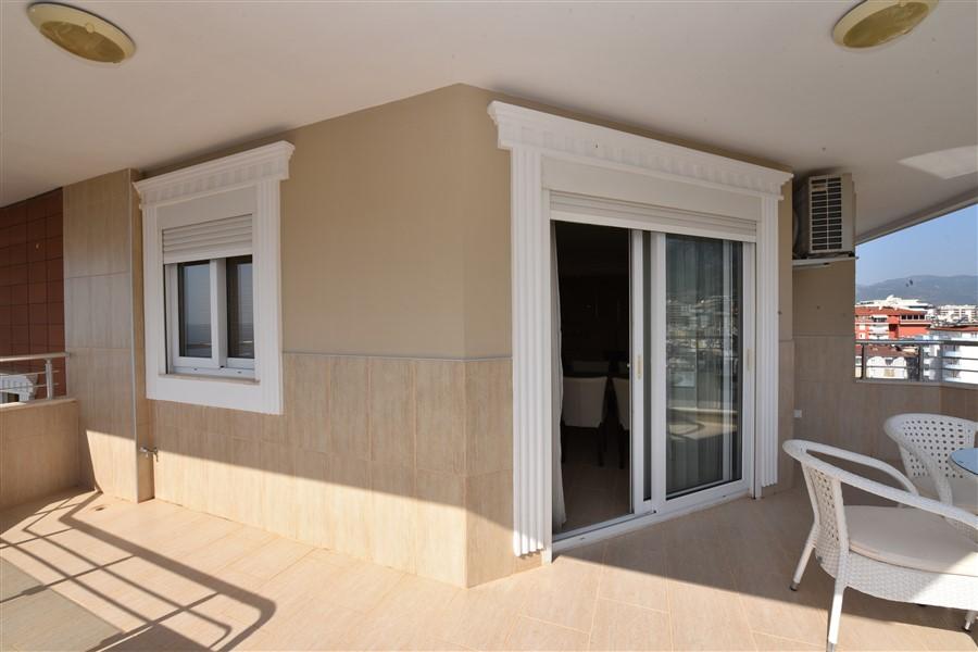 Двухуровневый пентхаус 3+1 с мебелью на первой береговой линии - Фото 22