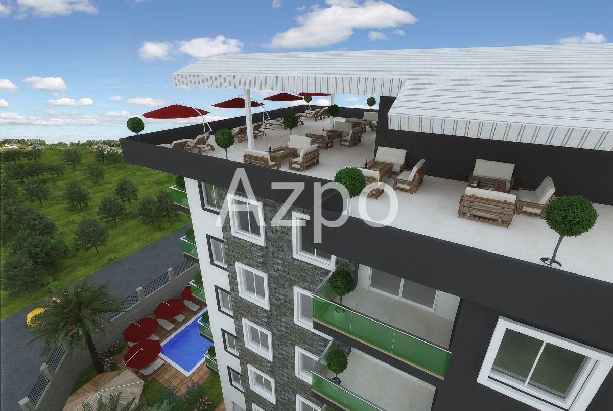 Строящийся комплекс в районе Авсаллар - Фото 3