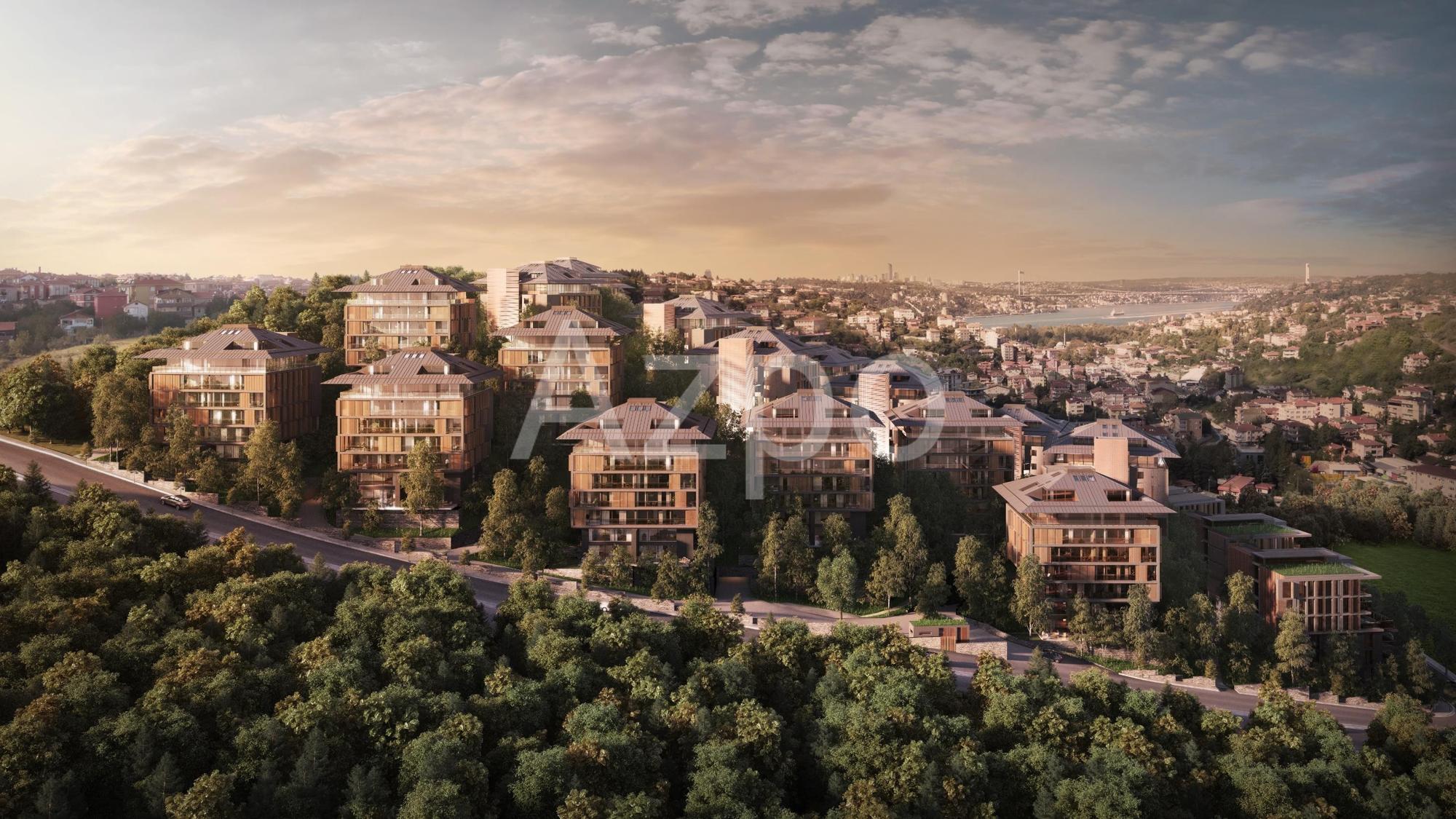 Проект с видом на Босфор в элитном районе Ускюдар - Фото 2