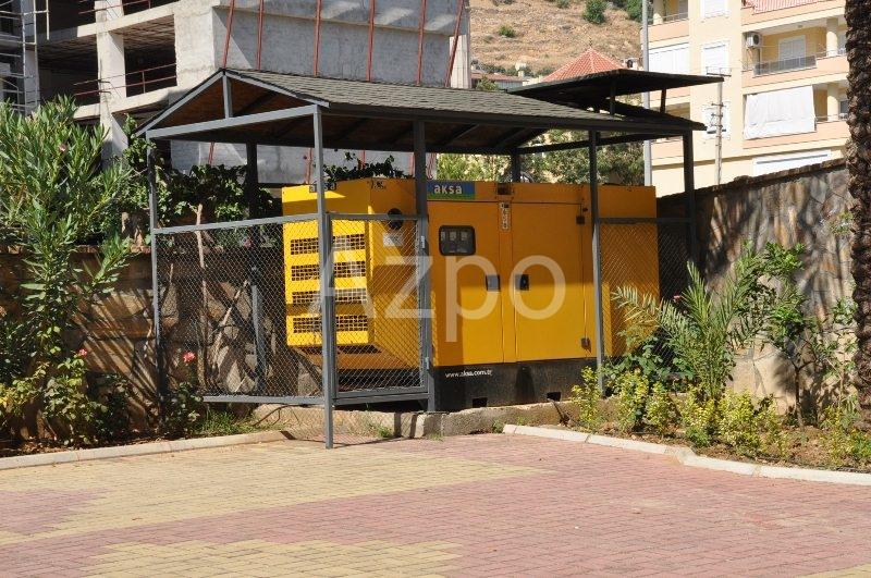 Трехкомнатная меблированная квартира в центре Аланьи - Фото 3
