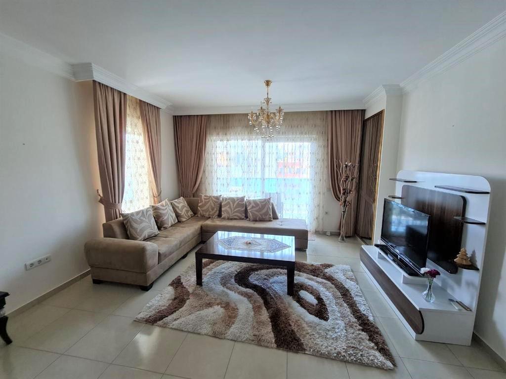 Просторную трёхкомнатную квартиру с мебелью и бытовой техникой - Фото 14