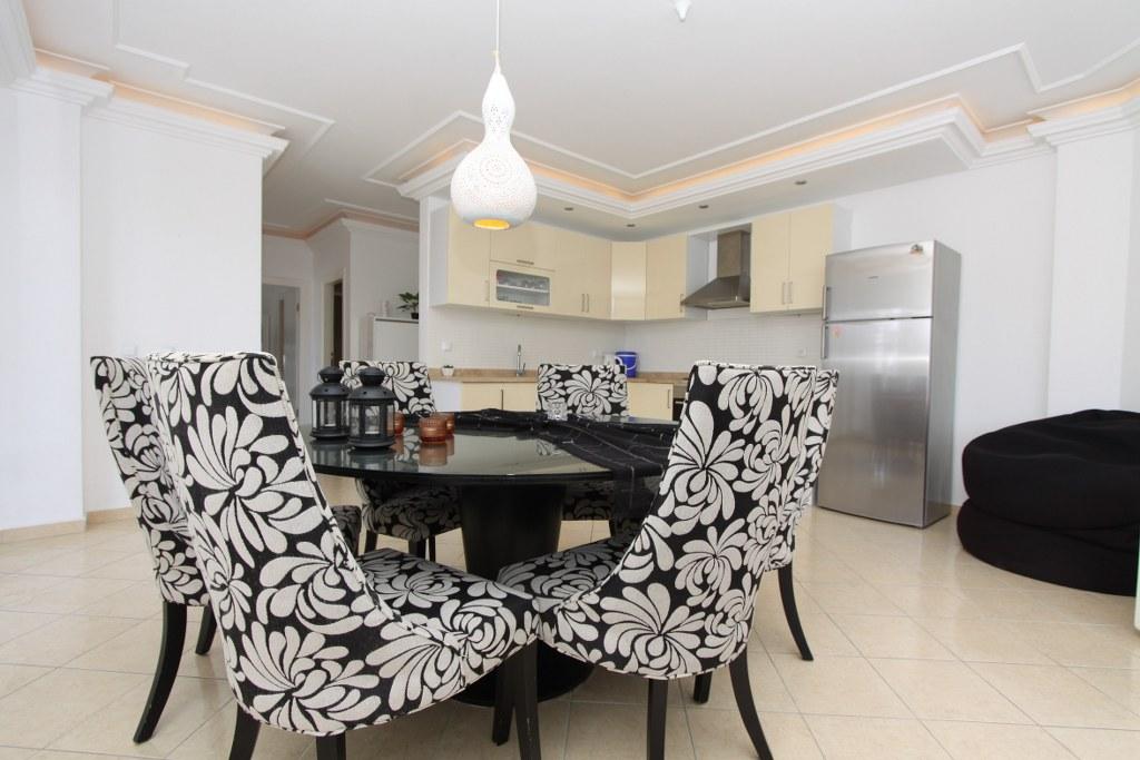 Меблированная квартира 2+1 в районе Джикджилли - Фото 9