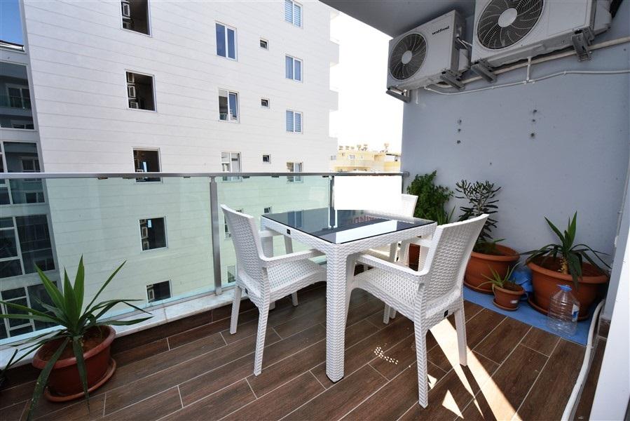 Меблированная квартира 1+1 в районе Махмутлар - Фото 13