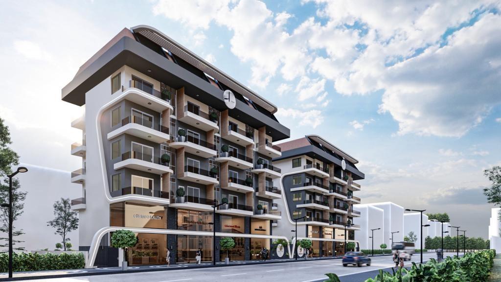 Комфортабельные квартиры в новом комплексе - Фото 2