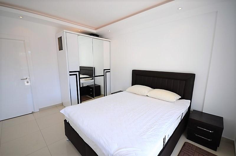 Двухкомнатная квартира с мебелью в 250 метрах от пляжа Клеопатры - Фото 8