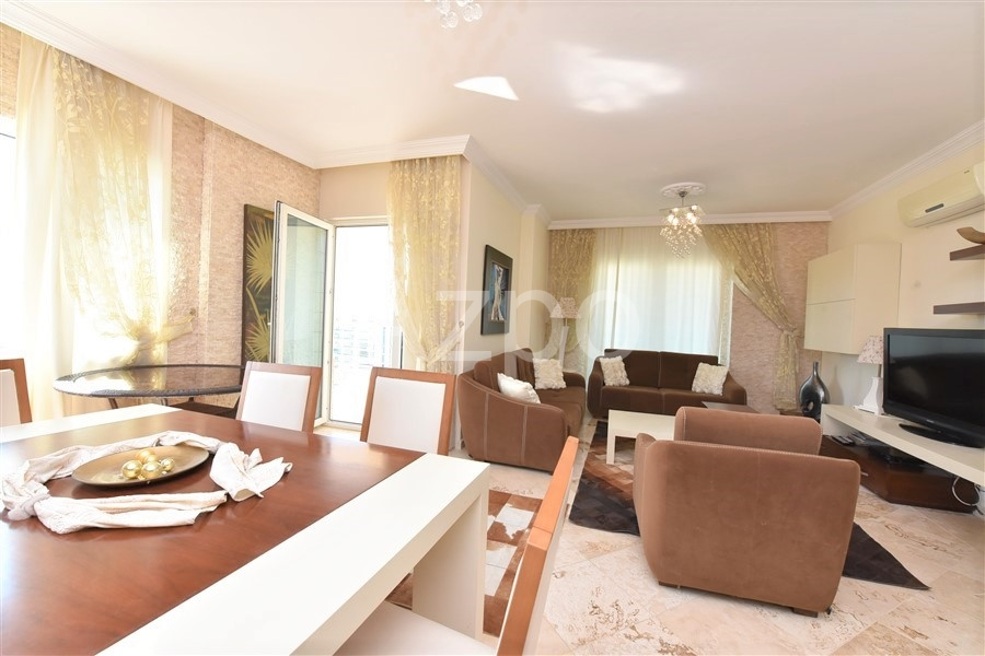 Пентхаус с мебелью в уютном комплексе - Фото 12