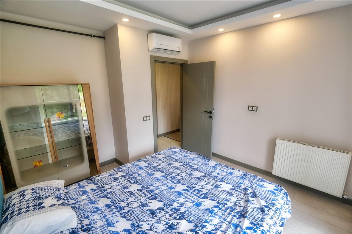 Меблированная квартира 1+1 в Анталье - Фото 21