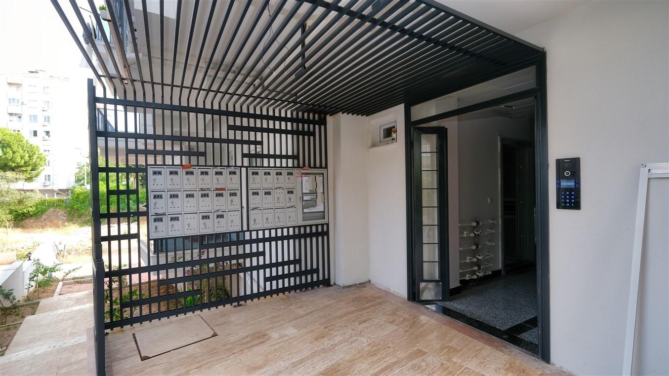 Новые квартиры в центральном районе Антальи - Фото 28