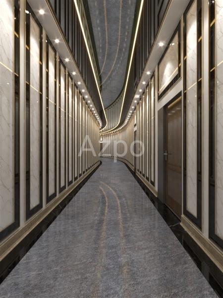Новый строящийся проект люкс уровня в Махмутларе - Фото 20