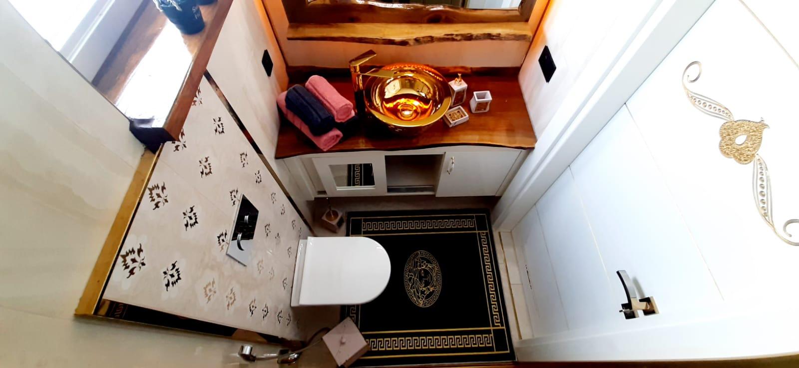 Меблированная квартира 2+1 на первой береговой линии - Фото 24