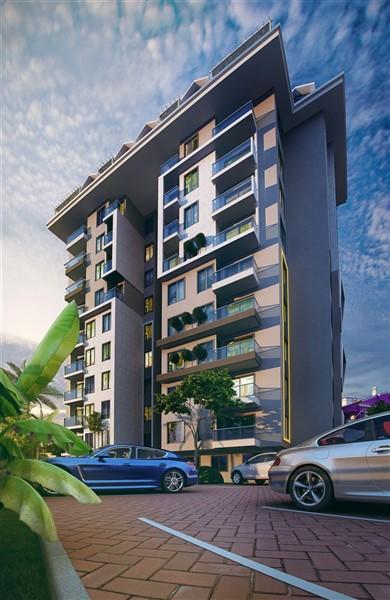 Новые квартиры в центре города Алания - Фото 7