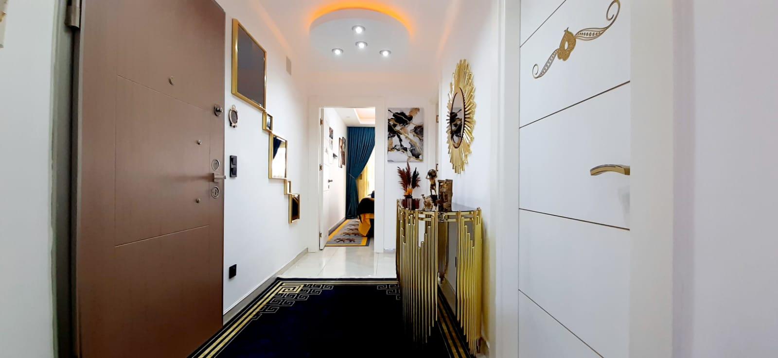Меблированная квартира 2+1 на первой береговой линии - Фото 9
