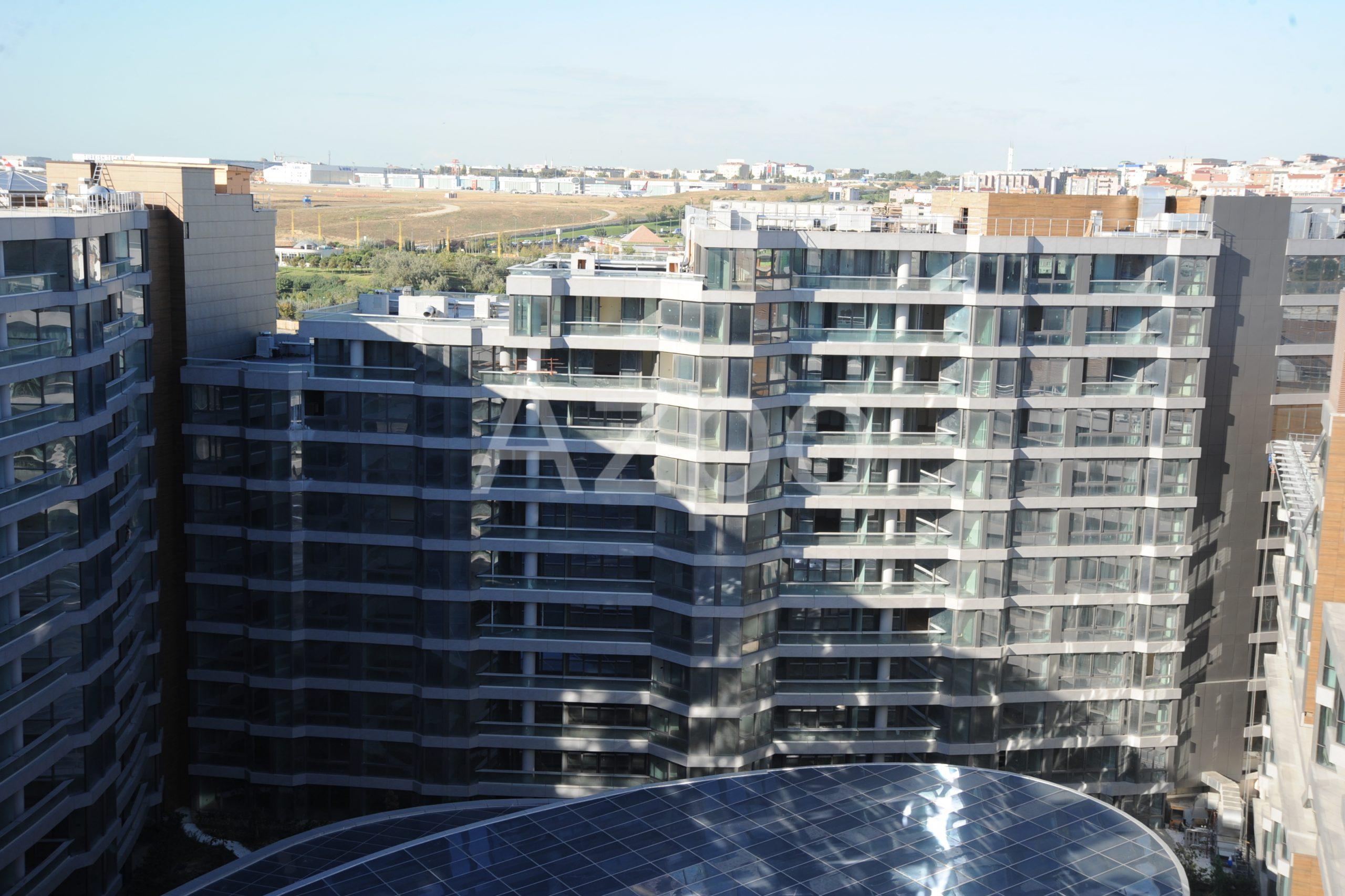 Квартиры различных планировок в Стамбуле - Фото 13