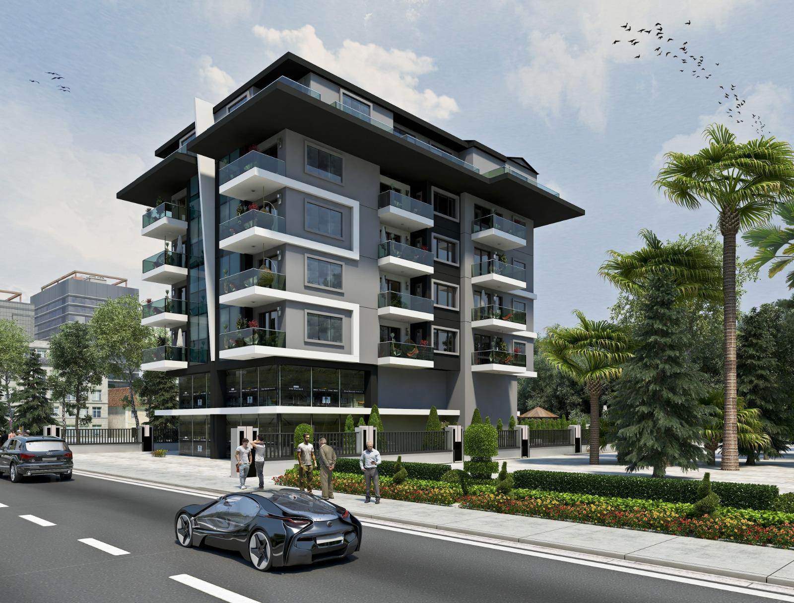 Комфортабельные квартиры в жилом комплексе на этапе строительства - Фото 1