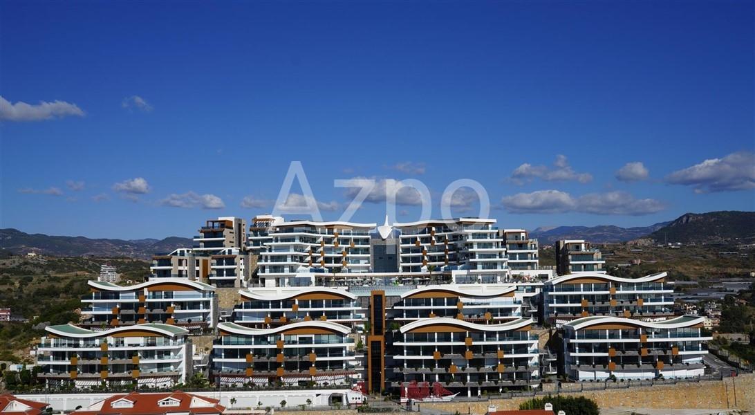 Двухкомнатная квартира с видом на море - Фото 16