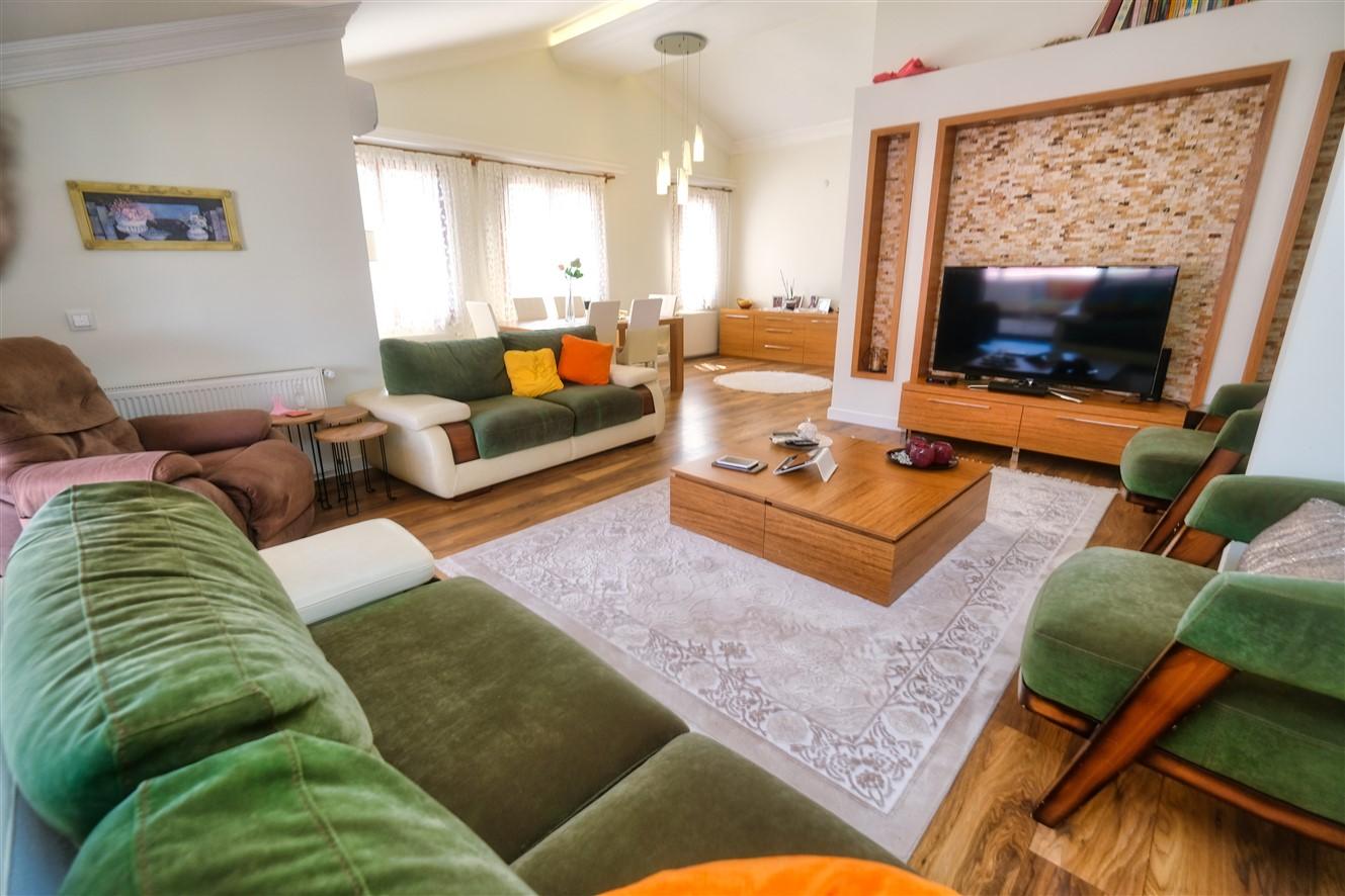 Квартира в престижном микрорайоне Гюрсу Анталья - Фото 13