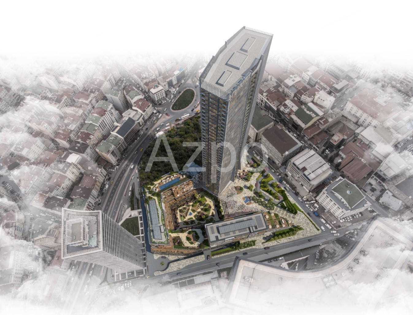 Квартиры в резиденции premium класса в центре Стамбула - Фото 11