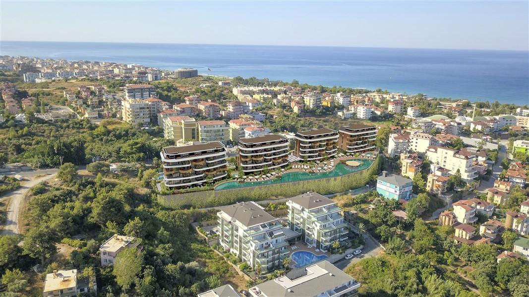 Роскошные квартиры в инвестиционном проекте