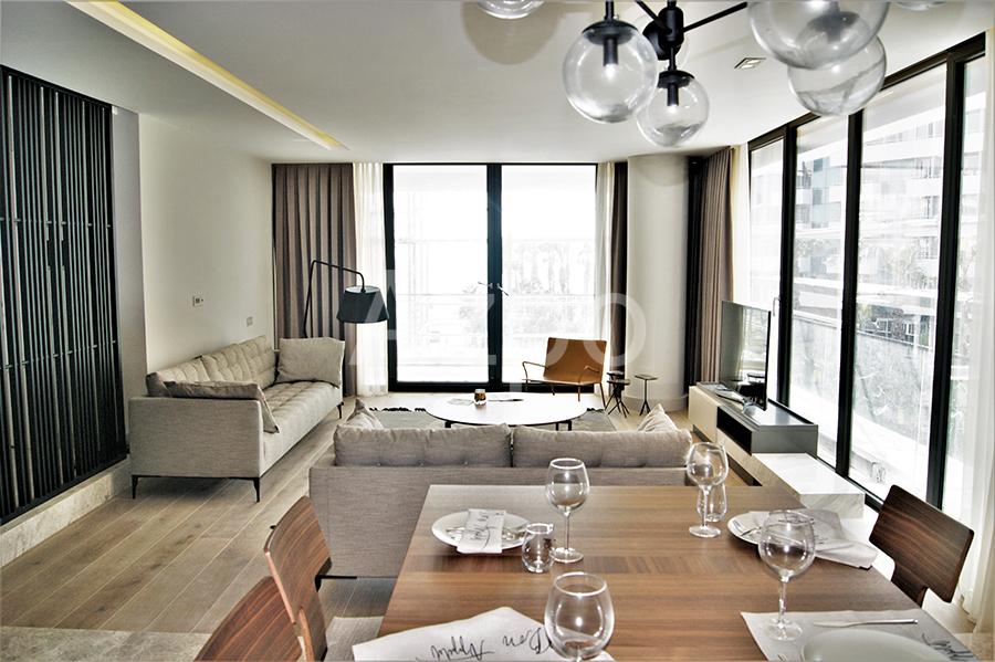 Апартаменты с панорамным видом на Средиземное море - Фото 24