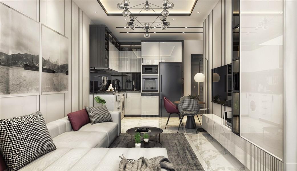 Новые квартиры в центре Аланьи - Фото 26