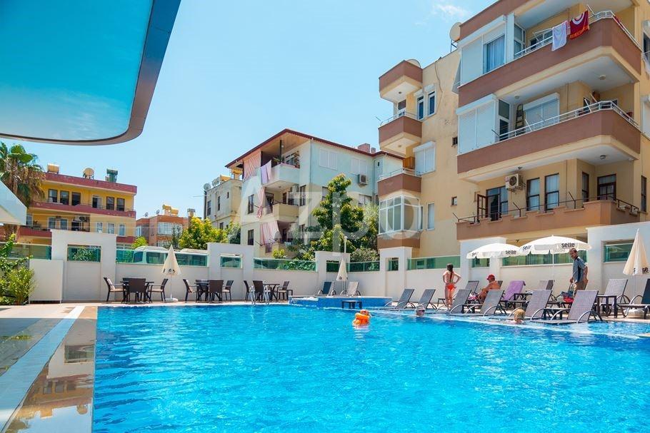 Трёхкомнатная квартира в 250м от пляжа Клеопатры - Фото 3
