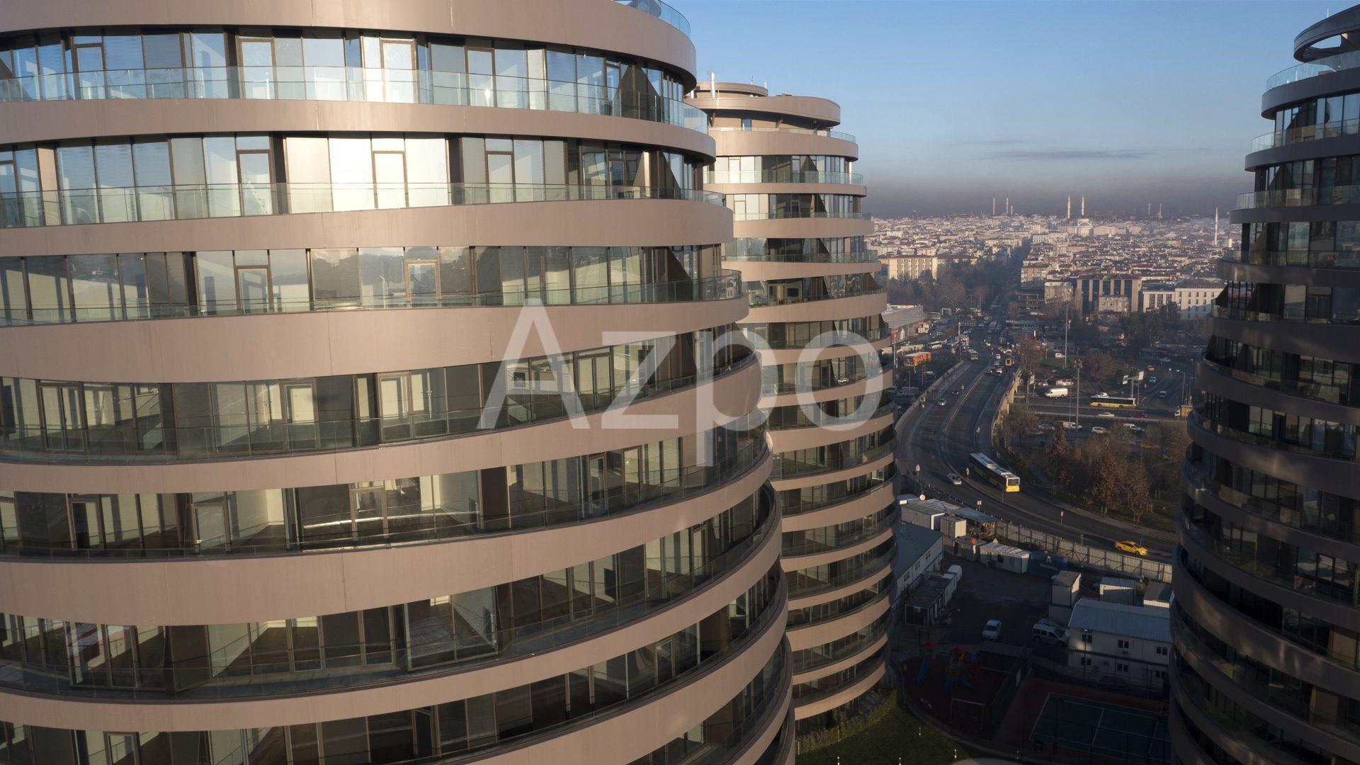 Роскошные квартиры в готовом проекте жилого комплекса в Стамбуле - Фото 2