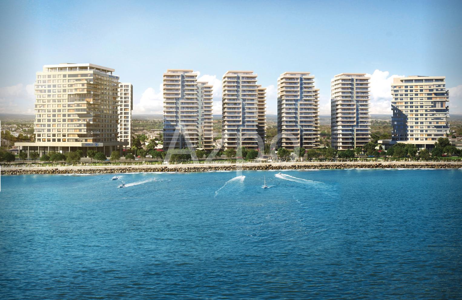 Квартиры в новом жилом комплексе у берега Мраморного моря - Фото 5