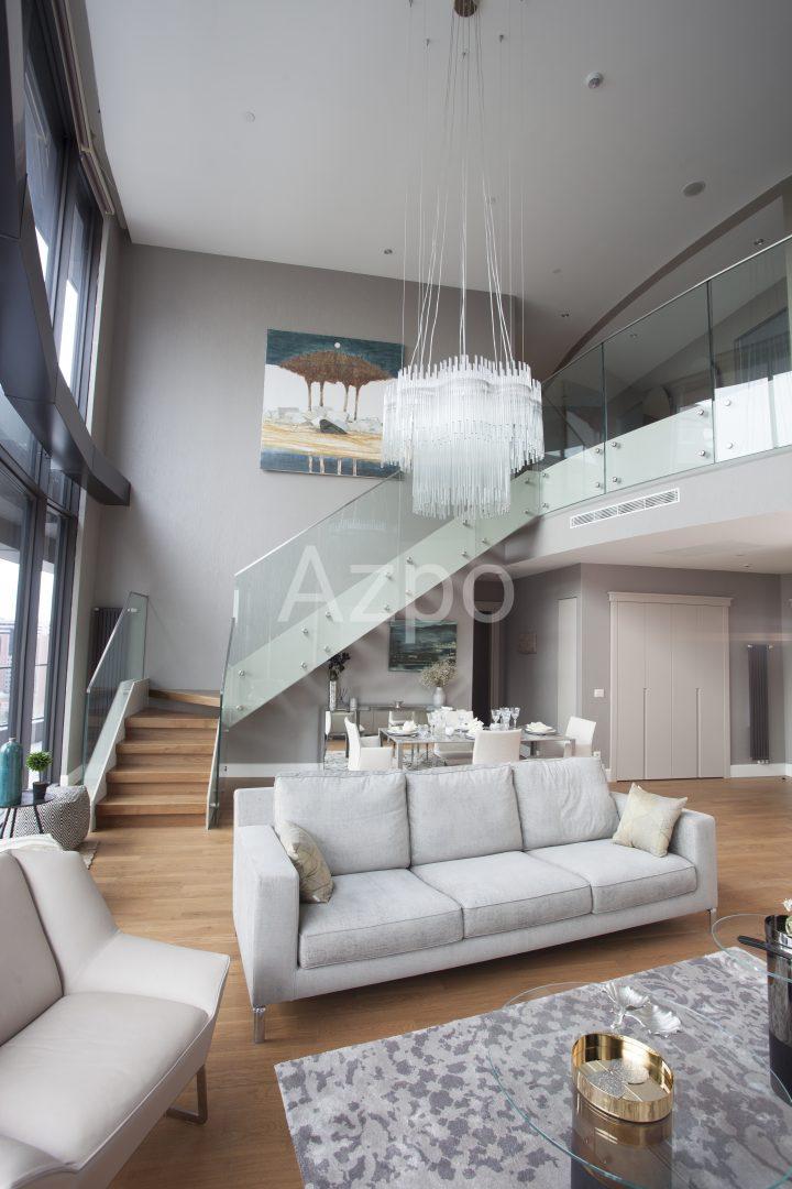 Роскошные квартиры в готовом проекте жилого комплекса в Стамбуле - Фото 7
