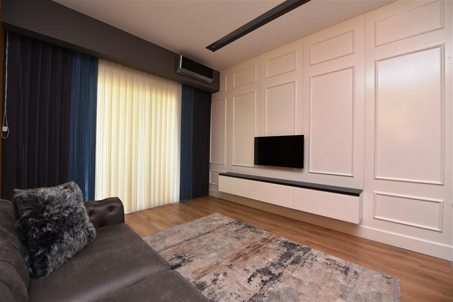 Уютная меблированная квартира 1+1 рядом с пляжем Клеопатры - Фото 19