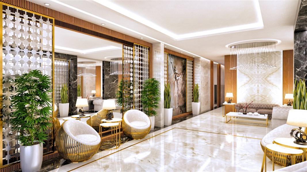 Новый инвестиционный проект в районе Махмутлар - Фото 10