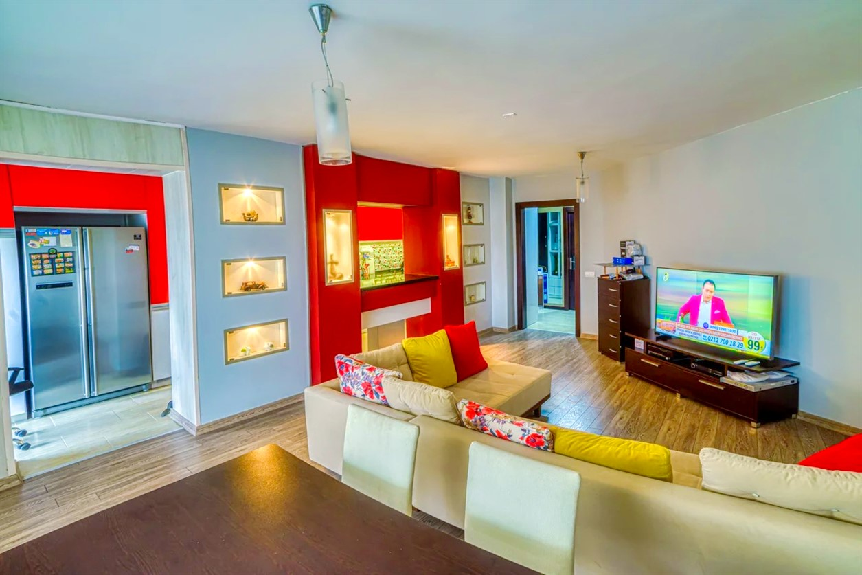 Квартира 2+1 в жилом комплексе у берега Средиземного моря - Фото 19